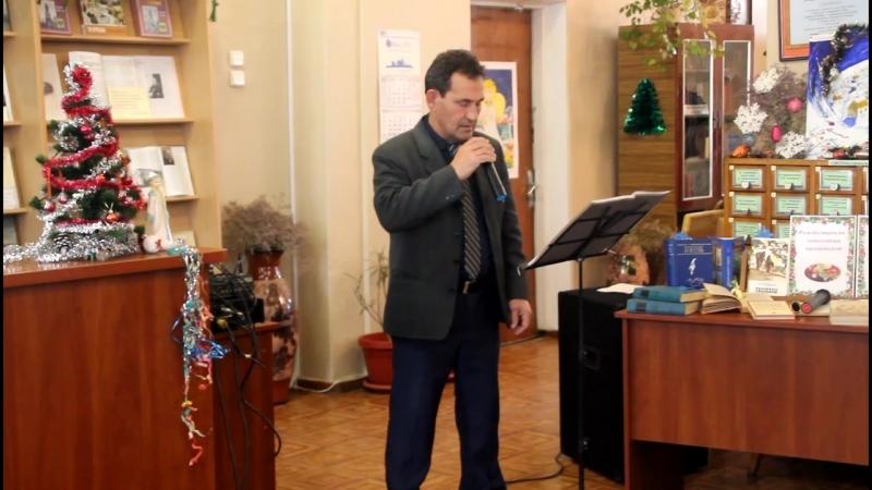 Концерт в библ-ке им. Грина (11.01.2018)