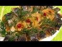 Вкуснейшая маринованная селедочка По польски Остренькая в томатном маринаде
