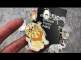 JOD детей DIY мультфильм зверек Вышивка патч одежду аппликация Наклейки железа на декоративных Нашивки для Костюмы знак