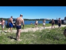 Спарта. Спартанская миля, купание, волейбол!))