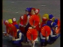 Физкультурники на Демонстрации ( 1 мая, 1974 год).