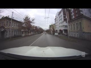 ДТП Уфа Окт.Рев. и Воровского 31.10.2017
