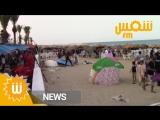 حملة أمنية في حلق الوادي ضد مسوغي المظلات الشمسية العشوائيين