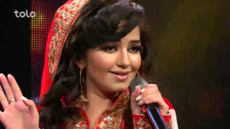Meena - Best Song - Helal Eid Concert مینا تاجکی - آهنگ ناب - کنسرت هلال عید