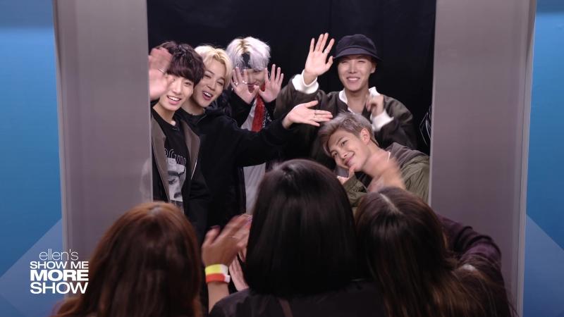 `SHOW:CUT` BTS Fans Get the Surprise of a Lifetime.