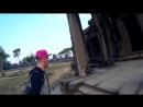 Камбоджа 2018 Ангкор Ват Часть Первая 1