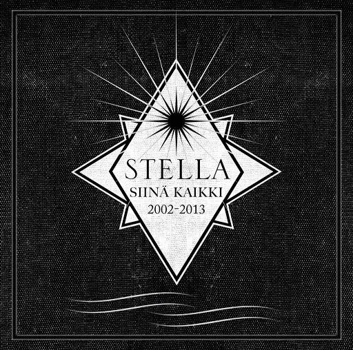 Стелла альбом Siinä kaikki 2002-2013