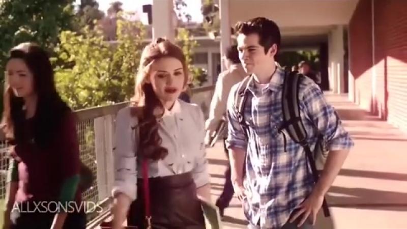 Teen Wolf Stiles Stilinski Lydia Martin vine  смотреть онлайн без регистрации