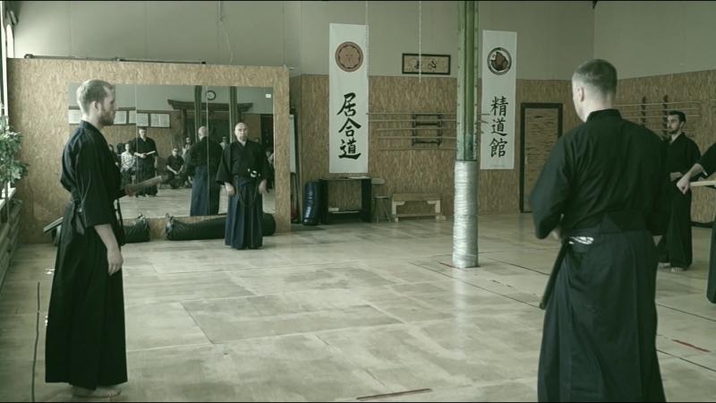 IV Открытая Всестилевая Конференция по Иайдо Niden Ryu Iaijutsu Kenjutsu Iaimokuroku Sayugiri смотреть онлайн без регистрации