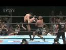 G1 Climax 2013 Katsuyori Shibata vs Tomohiro Ishii