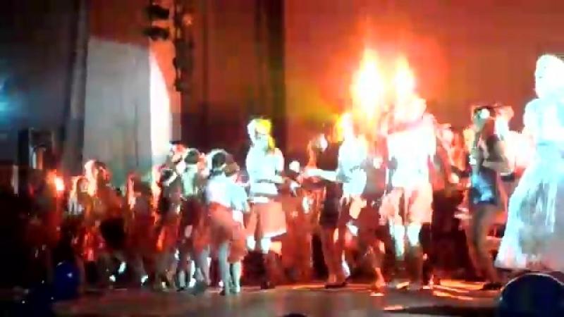 Танцевальные клубы Днепродзержинска