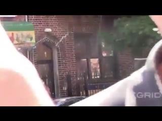 Джастин и Хейли замечены в Нью-Йорке