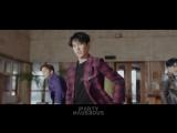 TRIPLE H × NCT U