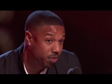 Michael B. Jordan Accepts the Award for Best Villain - 2018 MTV Movie TV Awards