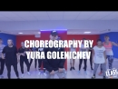 CLASS CHALLENGE #4  choreo. Юра Голенищев