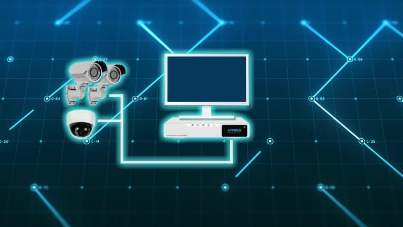 Как работает система видеонаблюдения