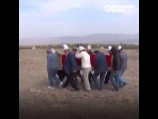 Мумию захоронили после предупреждений экстрасенсов