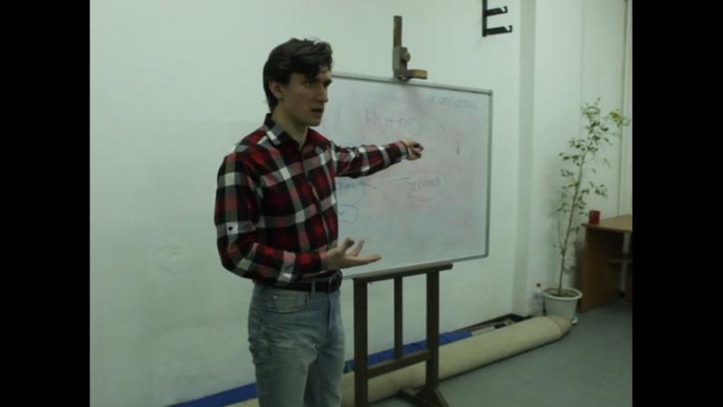 Егор Куприянов - зачем же нужна импровизация? часть 2