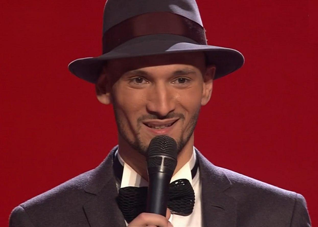 Ладислав Бубнар в финале шоу Голос 2017