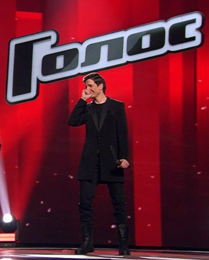 Победитель шоу Голос 2017 Селим Алахяров