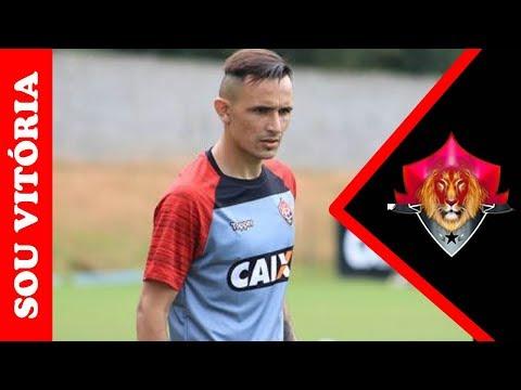 Outro Gringo é regularizado pela CBF e fica à disposição do Vitória contra o Paraná