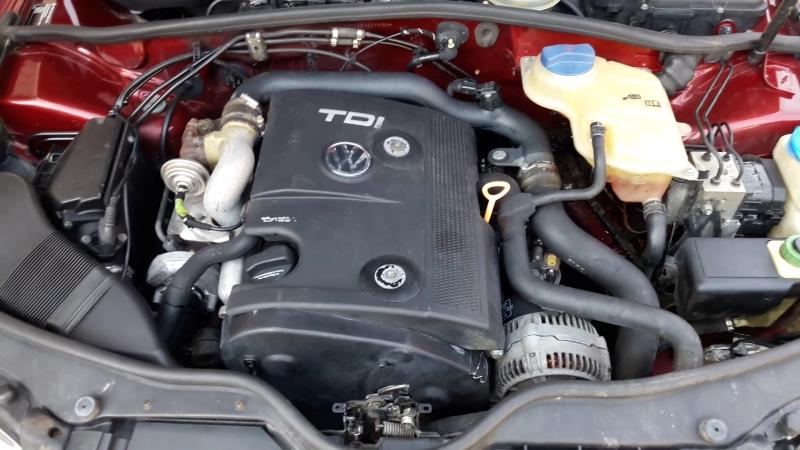 Двигун 1.9TDI AHU Passat B5 » Freewka.com - Смотреть онлайн в хорощем качестве