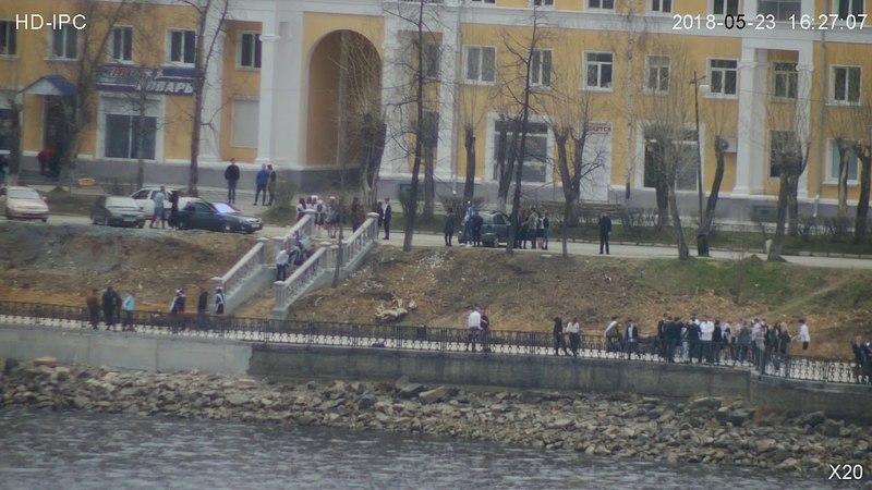 Последний звонок ! Краснотурьинск. Автор видео Denis Kurdyukov
