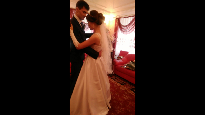 свадебка Сусловых