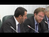 Salvini droht mit Veto gegen Russland-Sanktionen