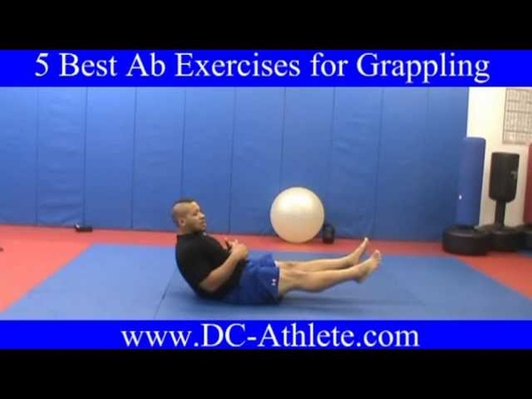 5 Best Ab Exercises for Grappling