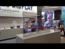 Transparent OLED Display robotmoda