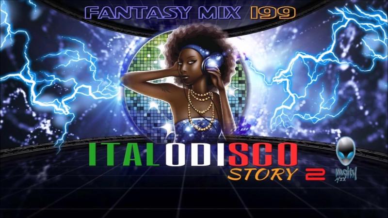 MCITY FANTASY MIX 199 ITALODISCO STORY II