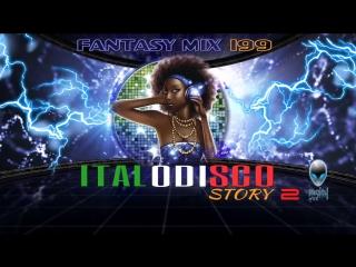 Mcity - fantasy mix 199 - italodisco story ii