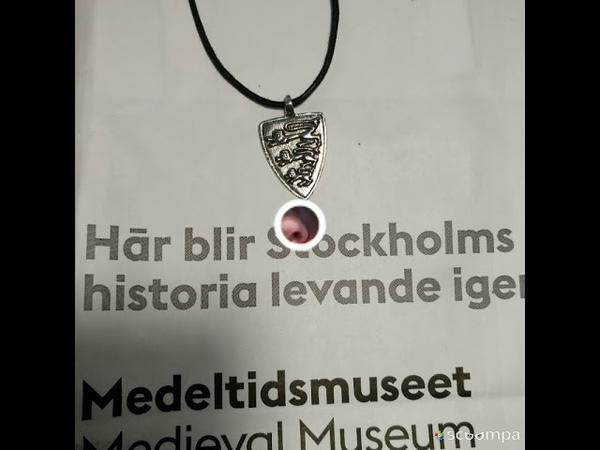 Стокгольмский музей ЭТО НАДО ВИДЕТЬ!