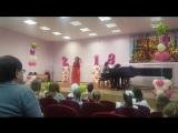 концерт 2018 вокал (спи моя милая),(спи яничек)