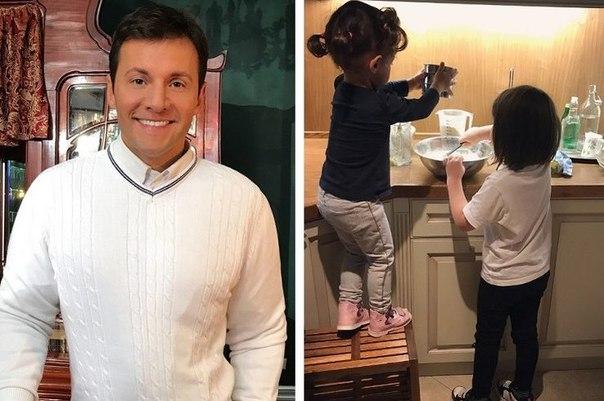 Вячеслав Манучаров воспитывает семилетнюю дочь погибшей жены
