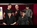 CNCO nos cuentan sus FAN BOY MOMENTS y el video musical de Mamita grabado en Ecuador