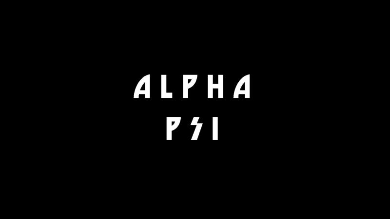 ALPHA PSI
