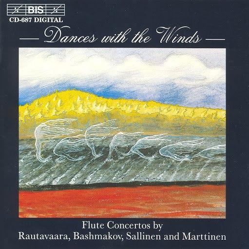 Petri Alanko альбом Rautavaara / Bashmakov / Sallinen / Marttinen: Flute Concertos
