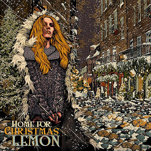 Lemon альбом Home for Christmas