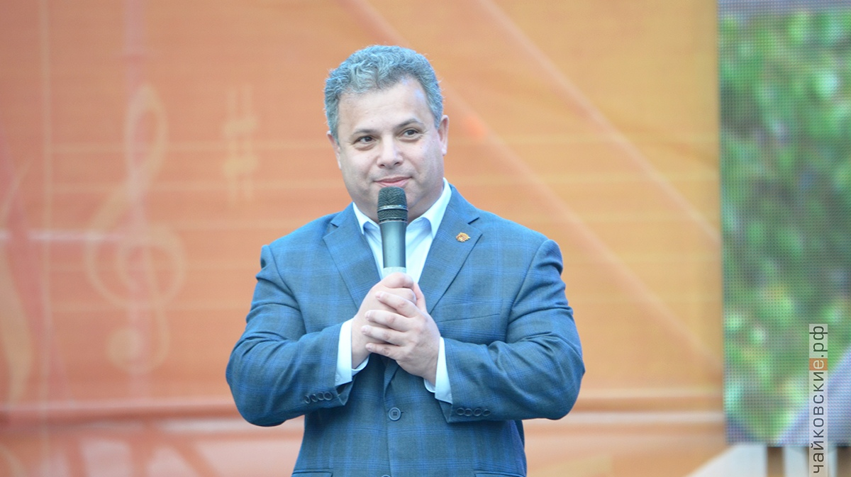 13 фестиваль им Кабалевского, награждение золотых призеров, чайковский 2018 год
