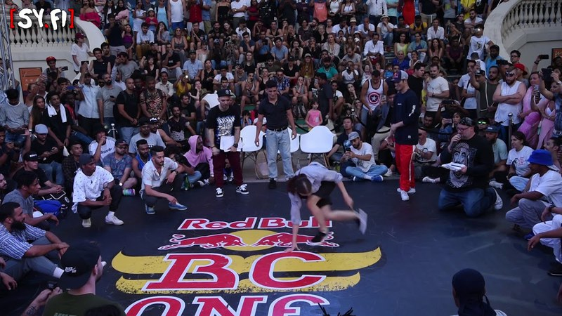B Girl AT Judge Showcase Red Bull BC One Middle East 2018