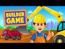 Развивающие Мультфильмы Игра Строитель Мультики про Машинки для Детей 1