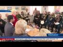 Прямой диалог: депутат Госдумы Андрей Козенко встретился с ветеранами Алушты и Ялты