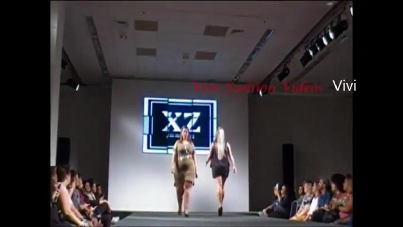15ª Fashion Weekend Plus Size Iverno 2017 desfile ZX Moda Feminina
