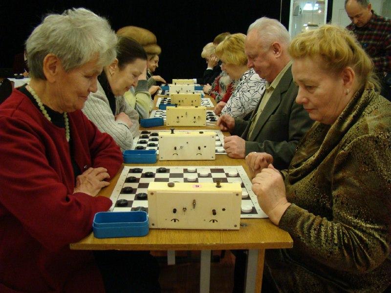 Международный день шахмат отметили в библиотеке на Башиловской