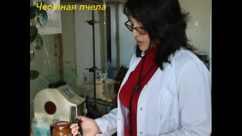 Вести с полей лаборатории Пыльцевой анализ меда