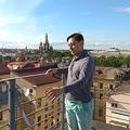 """Сергей Сорокин /Sergey Sorokin on Instagram: """"Я нашел лучшее место для распевки.... Вид вдохновляет))) #сергейсорокин #санктпетербург #крышипитера ..."""