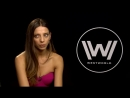 Westworld's Angela Sarafyan and Luke Hemsworth dish on the upcoming season