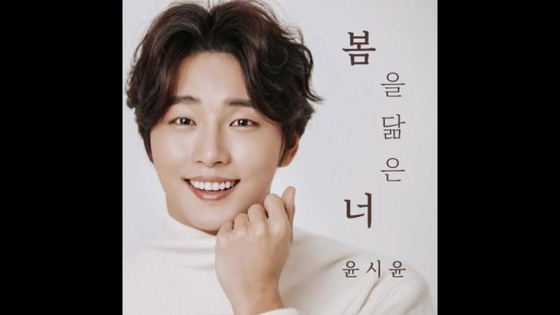 Yoon Shi Yoon (윤시윤) - You're Like Spring (봄을 닮은 너)